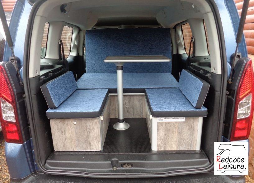2012 Citroen Berlingo XTR E-HDI Automatic Micro Camper (1)