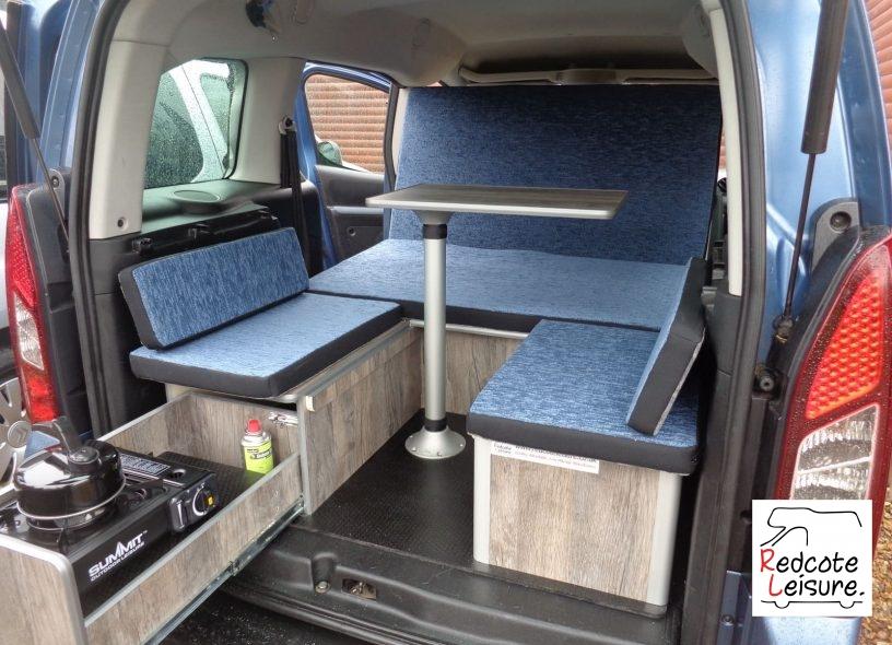 2012 Citroen Berlingo XTR E-HDI Automatic Micro Camper (11)