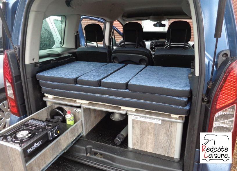 2012 Citroen Berlingo XTR E-HDI Automatic Micro Camper (15)