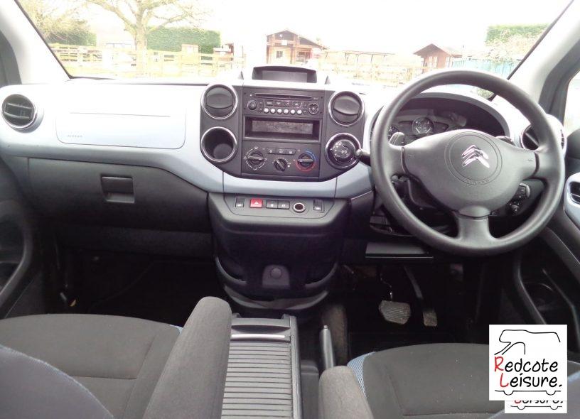 2012 Citroen Berlingo XTR E-HDI Automatic Micro Camper (16)