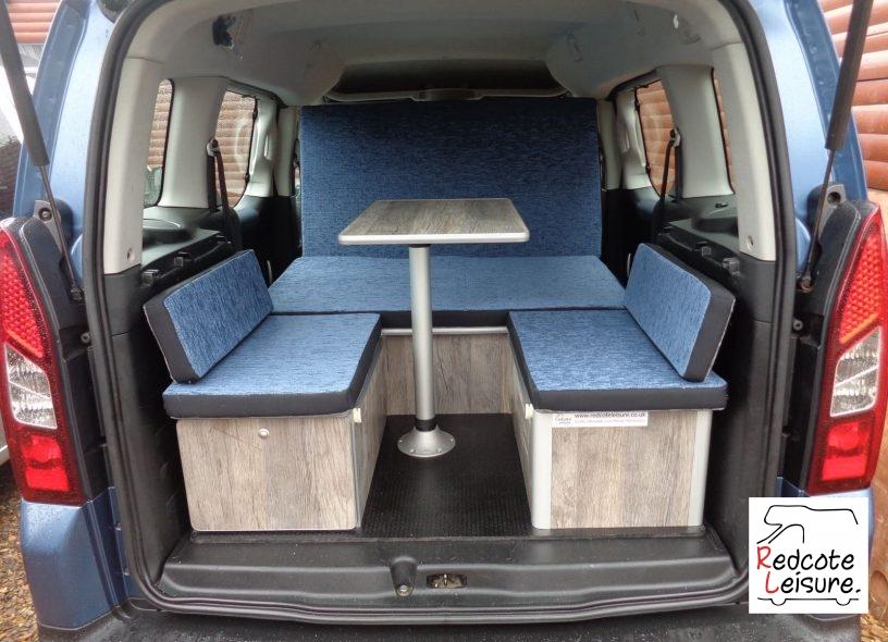 2012 Citroen Berlingo XTR E-HDI Automatic Micro Camper (2)