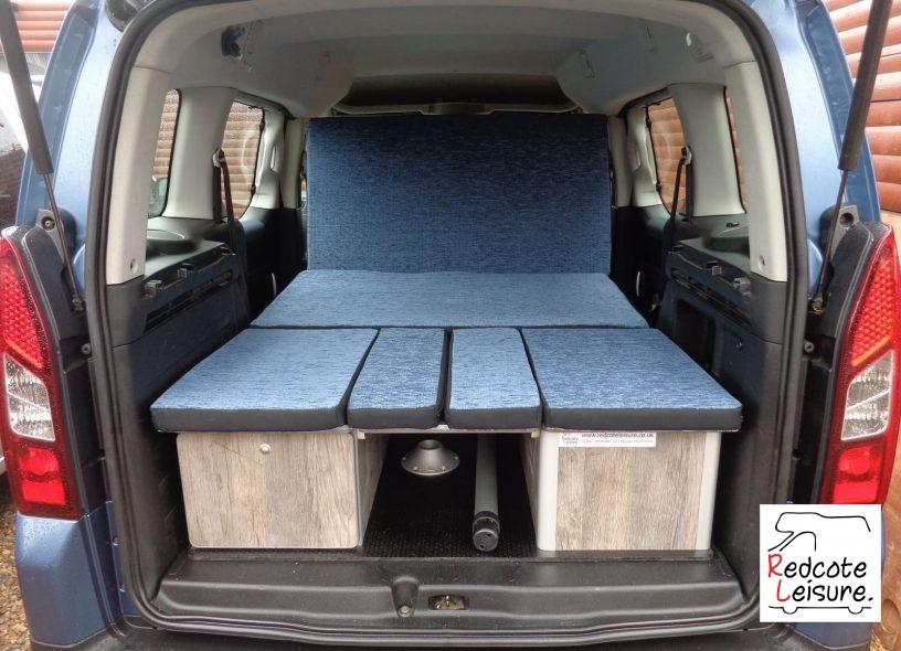 2012 Citroen Berlingo XTR E-HDI Automatic Micro Camper (5)