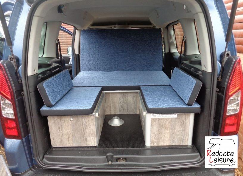 2012 Citroen Berlingo XTR E-HDI Automatic Micro Camper (9)