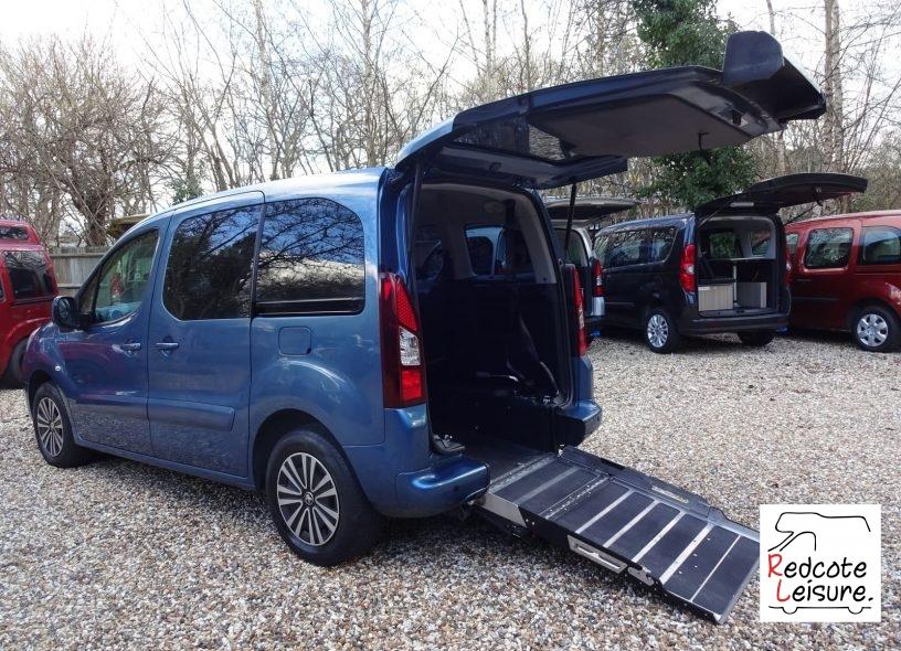 2014 Peugeot Partner Tepee WAV Micro Camper (19)