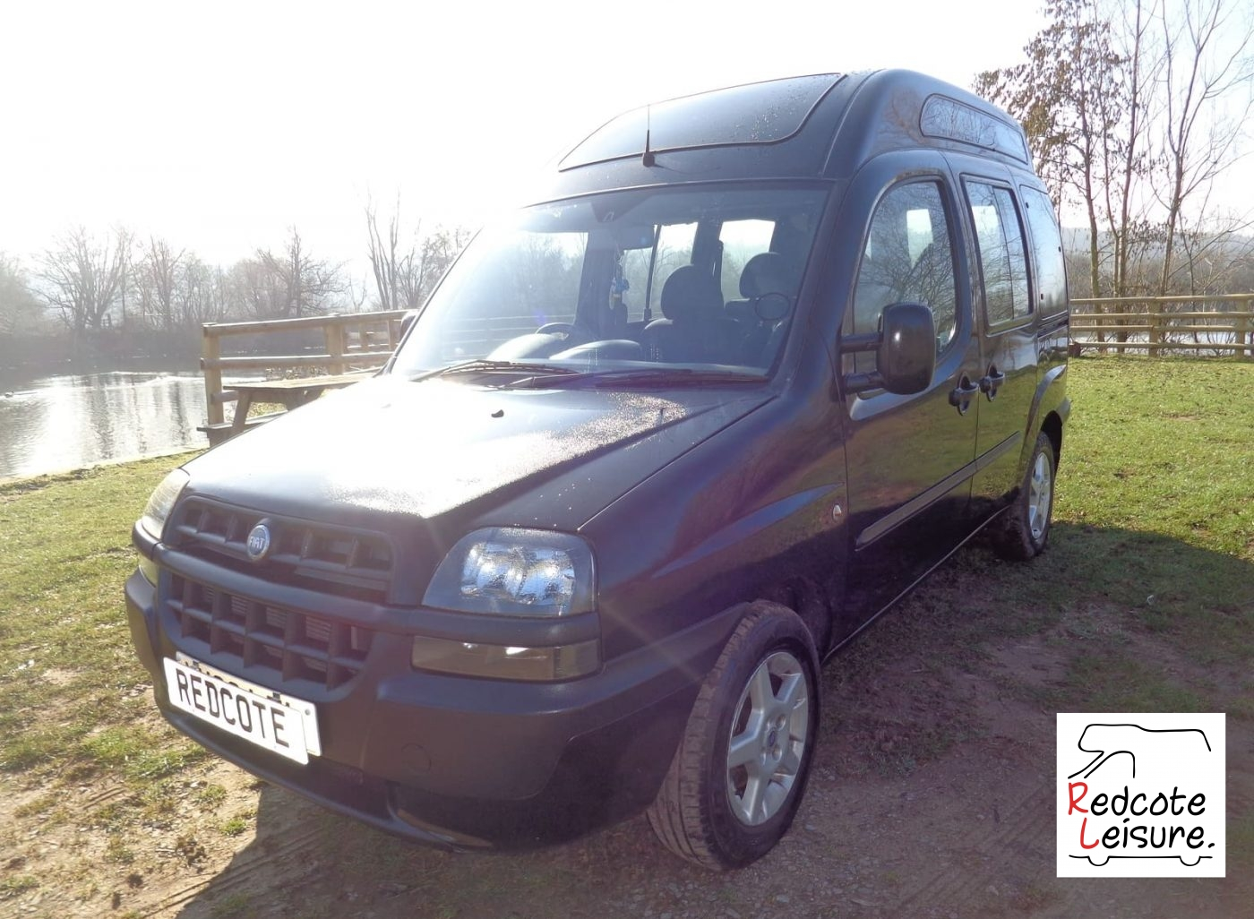 2003 Fiat Doblo JTD ELX High Top Micro Camper (1)