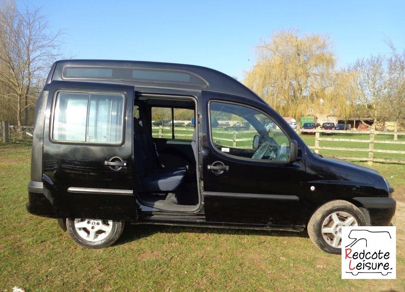 2003 Fiat Doblo JTD ELX High Top Micro Camper (11)