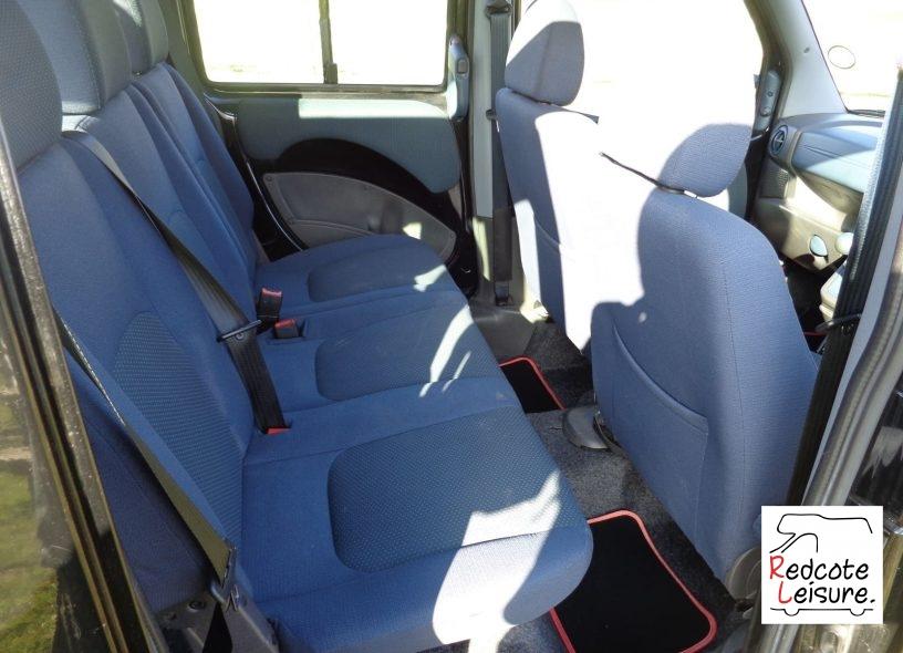 2003 Fiat Doblo JTD ELX High Top Micro Camper (13)
