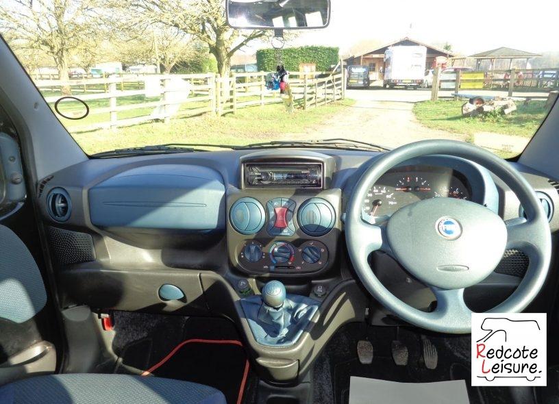 2003 Fiat Doblo JTD ELX High Top Micro Camper (14)