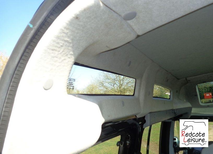 2003 Fiat Doblo JTD ELX High Top Micro Camper (16)