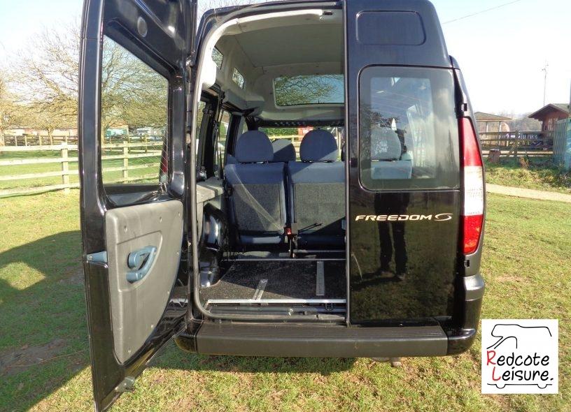 2003 Fiat Doblo JTD ELX High Top Micro Camper (5)