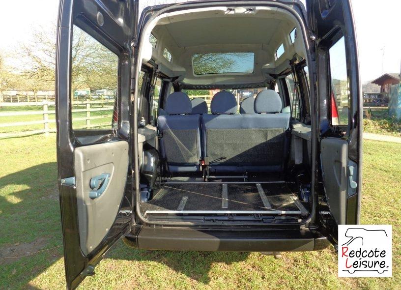 2003 Fiat Doblo JTD ELX High Top Micro Camper (6)