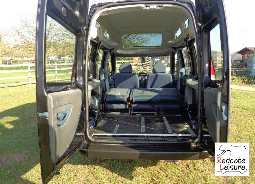 2003 Fiat Doblo JTD ELX High Top Micro Camper (7)