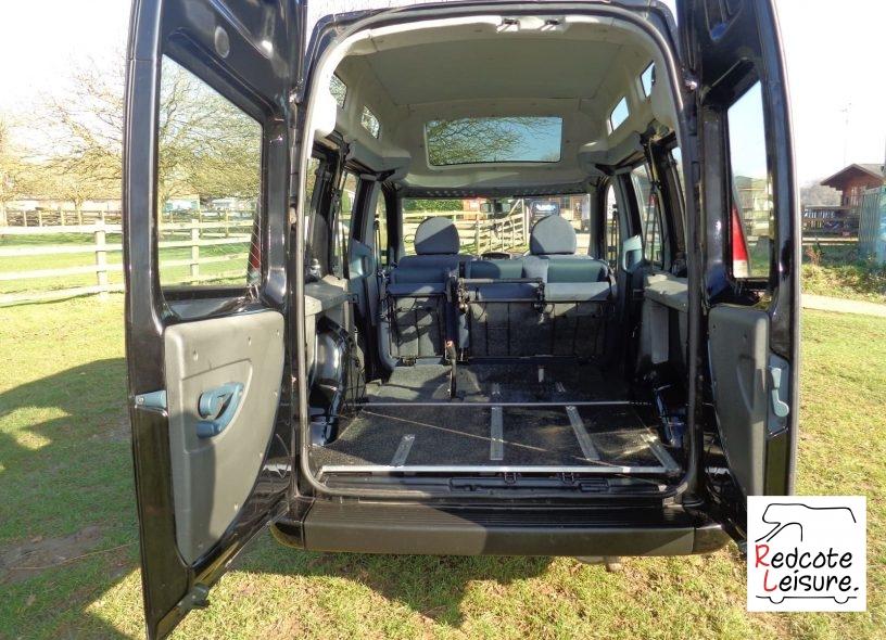2003 Fiat Doblo JTD ELX High Top Micro Camper (8)