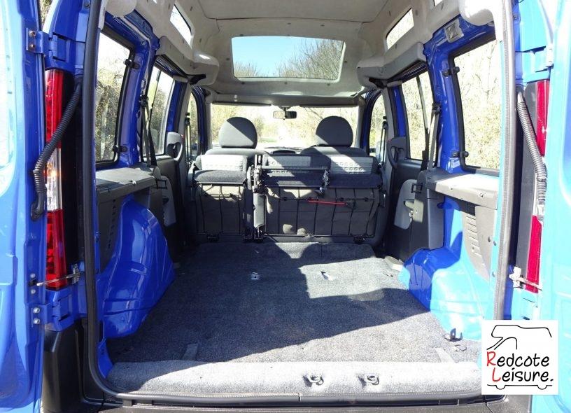 2006 Fiat Doblo Active Micro Camper (11)