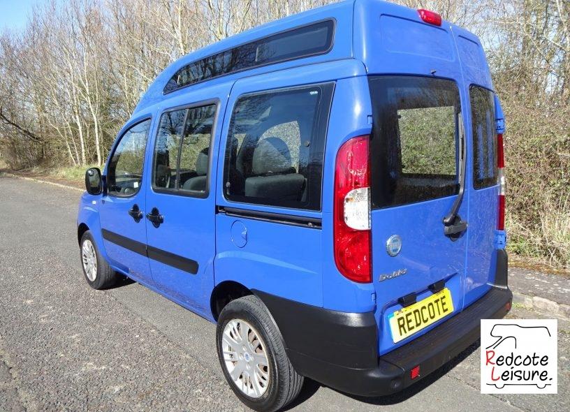 2006 Fiat Doblo Active Micro Camper (3)