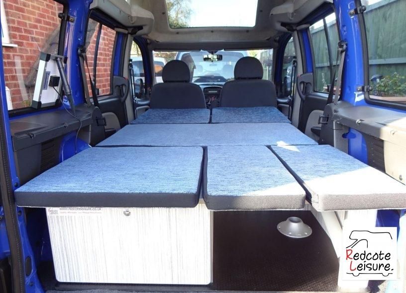 2006 Fiat Doblo Active Micro Camper (32)