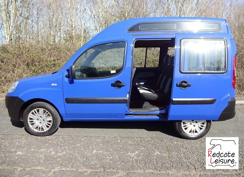 2006 Fiat Doblo Active Micro Camper (6)