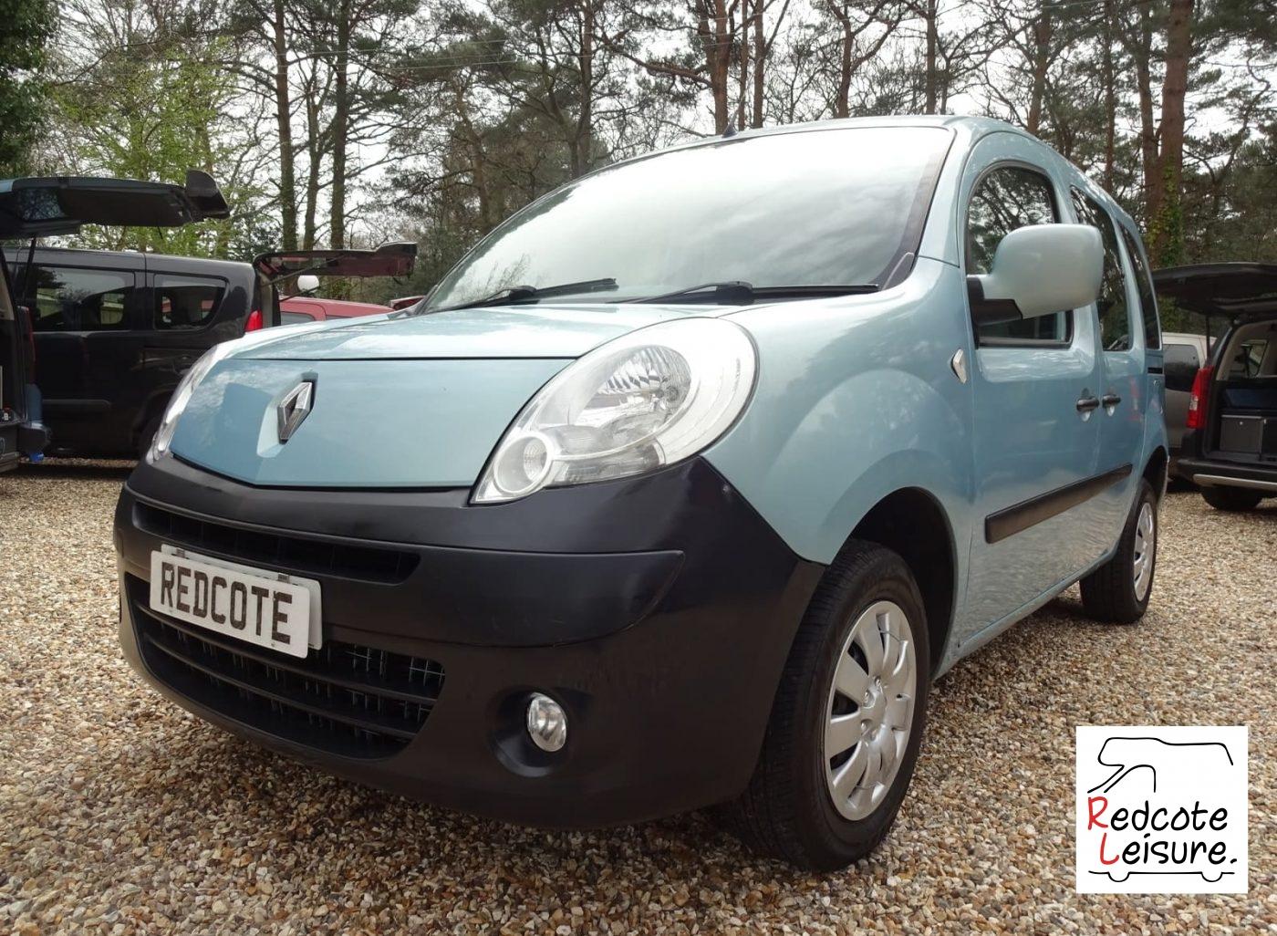 2010 Renault Kangoo Expression Micro Camper Vario (1)