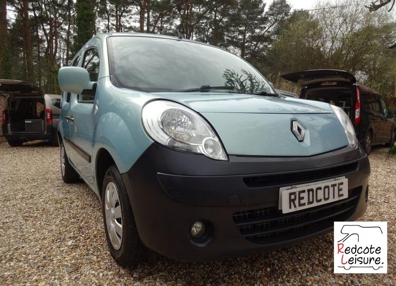 2010 Renault Kangoo Expression Micro Camper Vario (16)