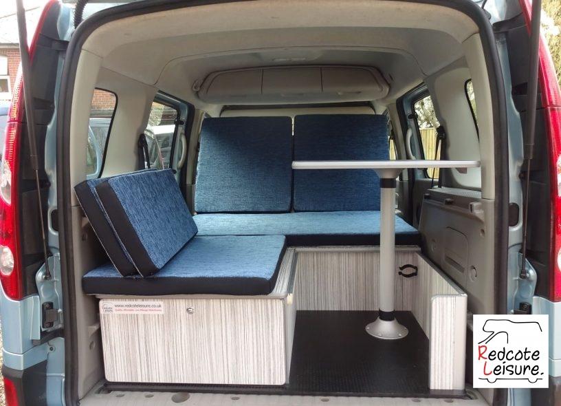 2010 Renault Kangoo Expression Micro Camper Vario (25)