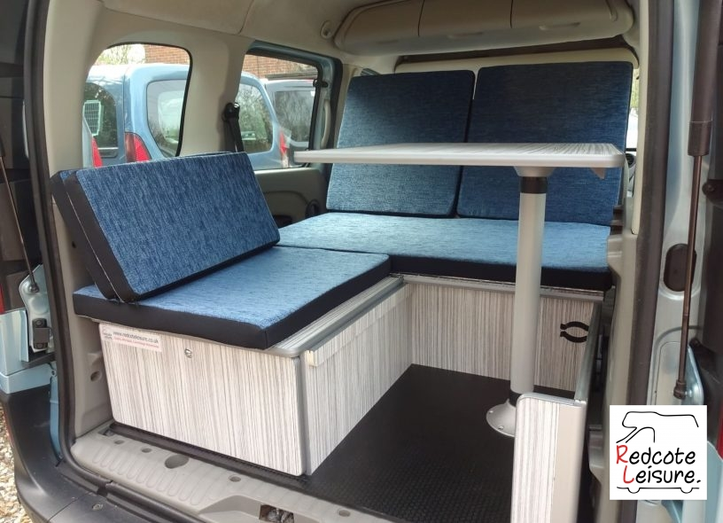 2010 Renault Kangoo Expression Micro Camper Vario (26)