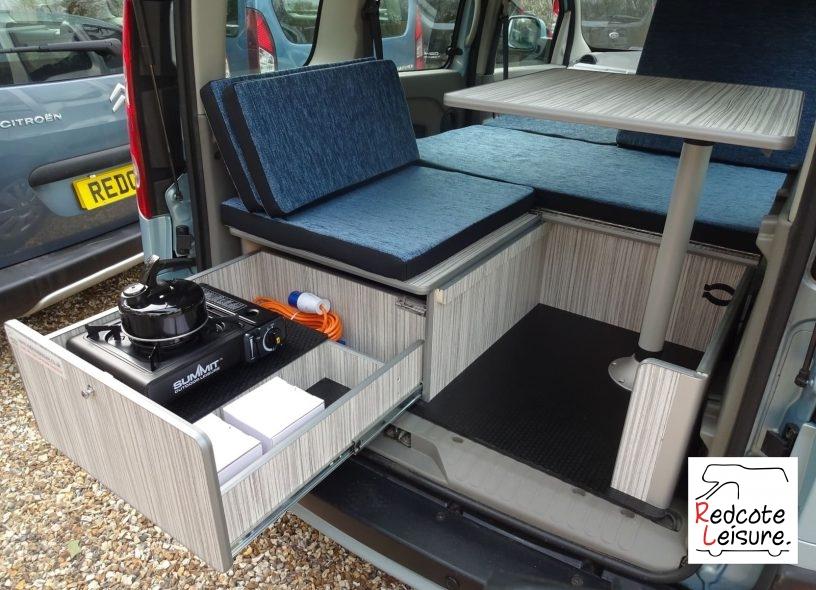 2010 Renault Kangoo Expression Micro Camper Vario (35)