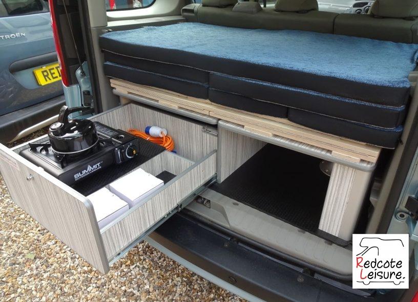 2010 Renault Kangoo Expression Micro Camper Vario (38)