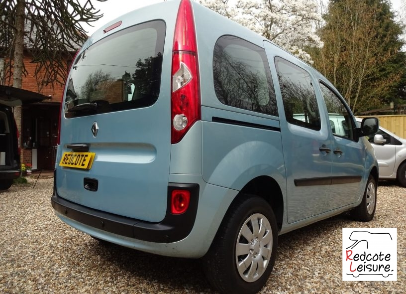2010 Renault Kangoo Expression Micro Camper Vario (4)