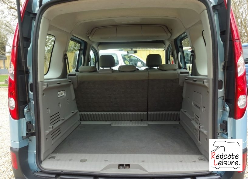2010 Renault Kangoo Expression Micro Camper Vario (6)