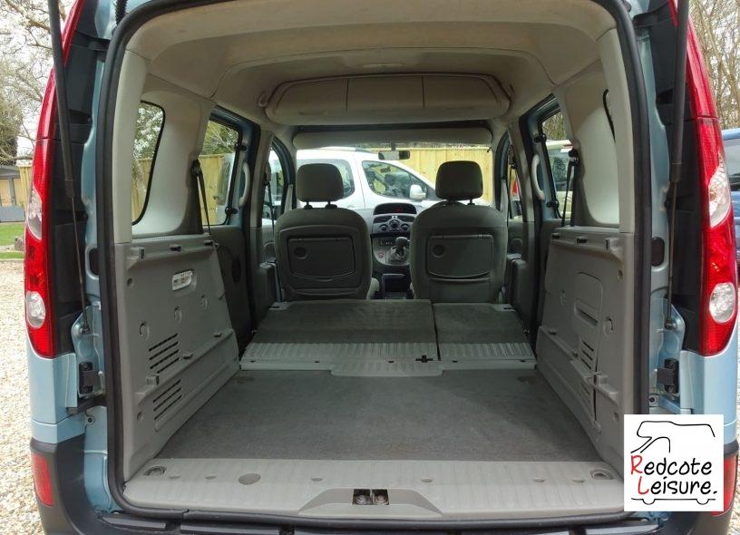 2010 Renault Kangoo Expression Micro Camper Vario (7)
