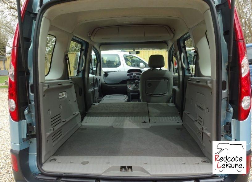 2010 Renault Kangoo Expression Micro Camper Vario (8)