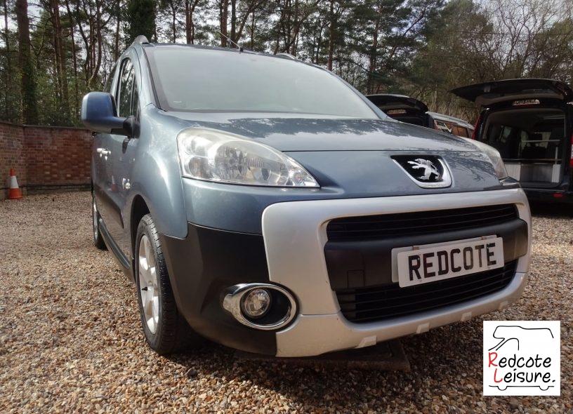 2012 Peugeot Partner Outdoor (1)