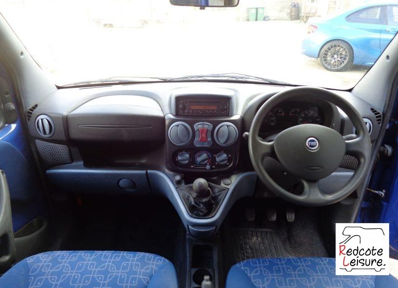 2005 Fiat Doblo JTD High Top Micro Camper (15)