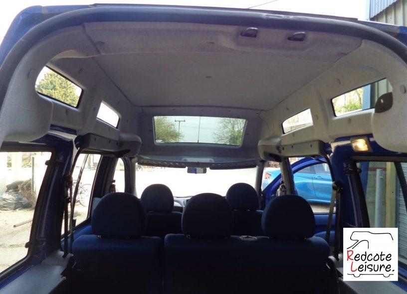 2005 Fiat Doblo JTD High Top Micro Camper (16)