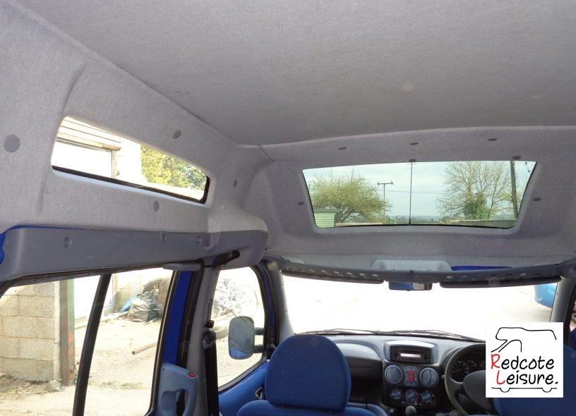 2005 Fiat Doblo JTD High Top Micro Camper (17)