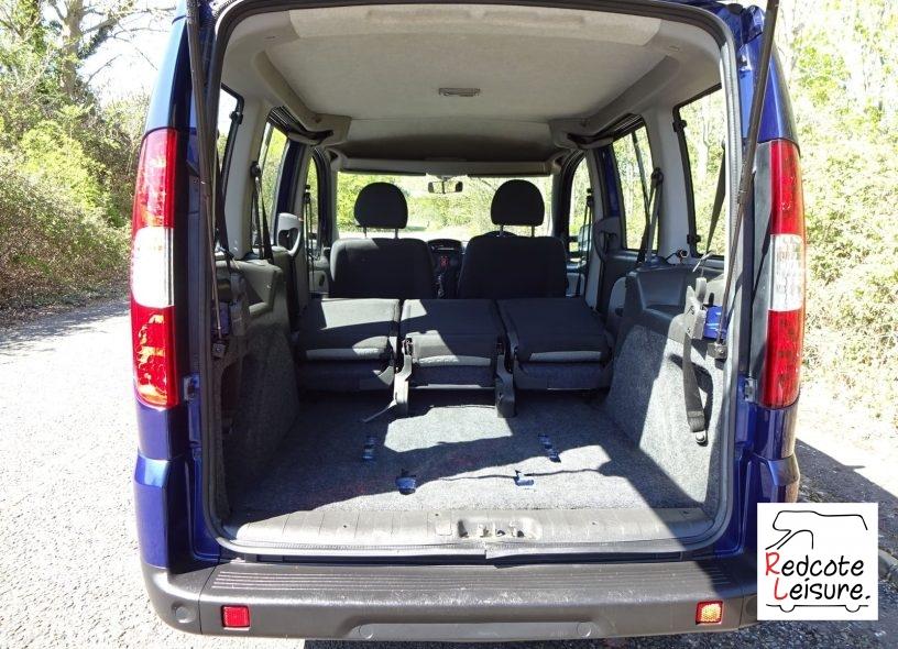 2009 Fiat Doblo Family Micro Camper (11)
