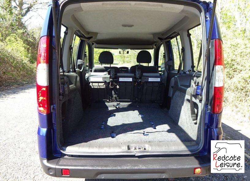 2009 Fiat Doblo Family Micro Camper (12)