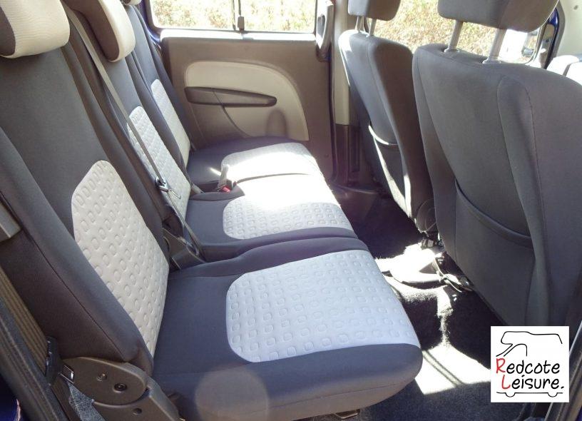 2009 Fiat Doblo Family Micro Camper (14)