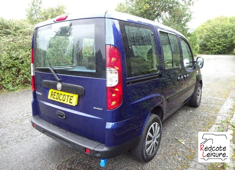 2009 Fiat Doblo Family Micro Camper (4)
