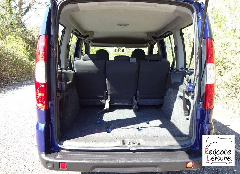 2009 Fiat Doblo Family Micro Camper (9)