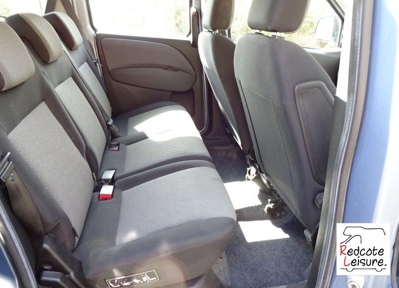 2011 Fiat Doblo Eleganza Micro Camper (13)