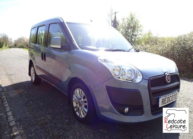 2011 Fiat Doblo Eleganza Micro Camper (16)