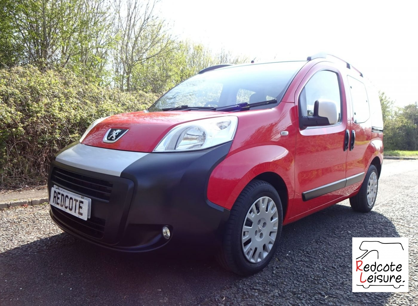 2012 Peugeot Bipper Tepee Outdoor HDI S-A Micro Camper (1)