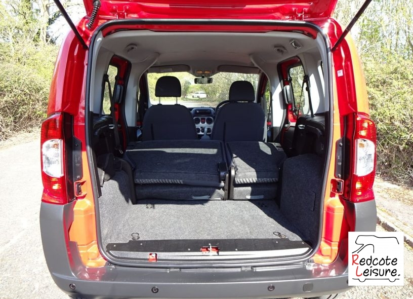 2012 Peugeot Bipper Tepee Outdoor HDI S-A Micro Camper (10)