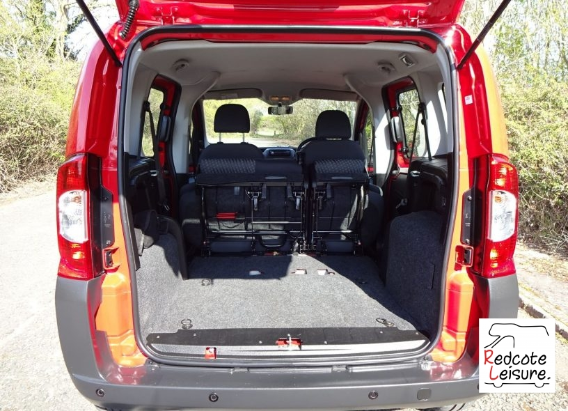 2012 Peugeot Bipper Tepee Outdoor HDI S-A Micro Camper (11)