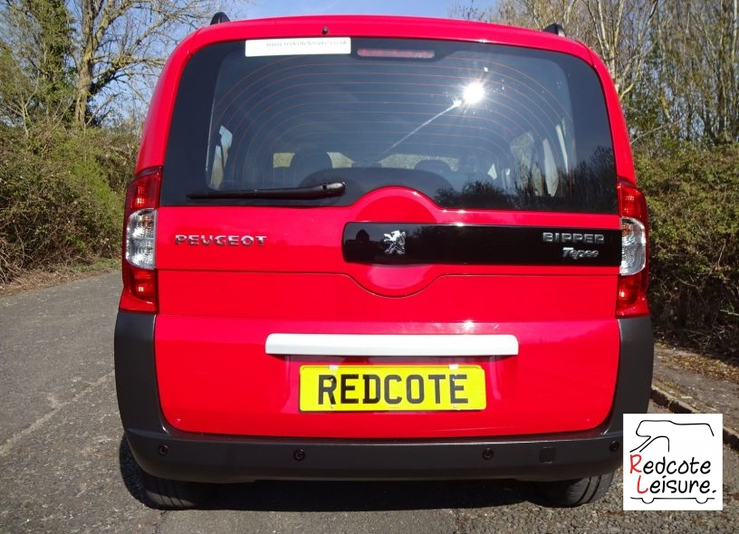 2012 Peugeot Bipper Tepee Outdoor HDI S-A Micro Camper (2)