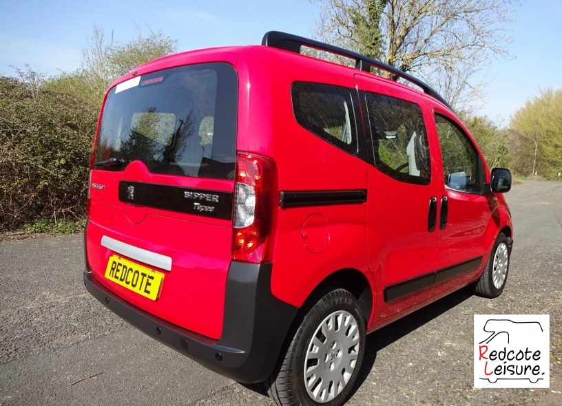2012 Peugeot Bipper Tepee Outdoor HDI S-A Micro Camper (4)