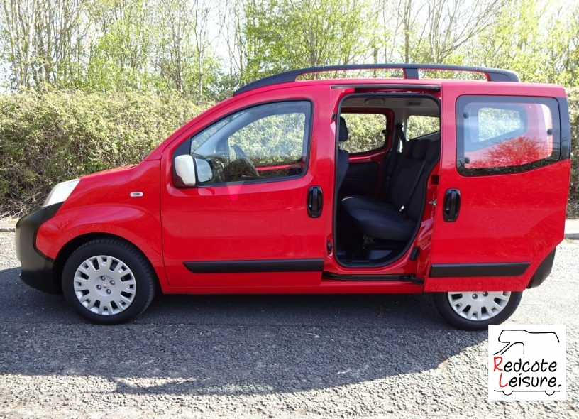 2012 Peugeot Bipper Tepee Outdoor HDI S-A Micro Camper (6)