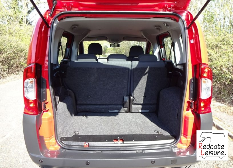 2012 Peugeot Bipper Tepee Outdoor HDI S-A Micro Camper (8)
