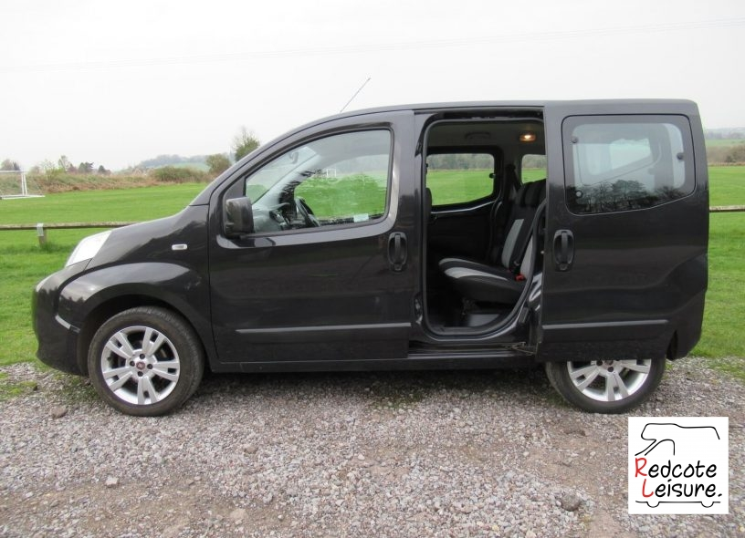 2014 Fiat Qubo Micro Camper (27)